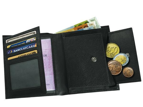 Porte-monnaie et Porte-cartes en cuir - visuel 1