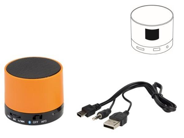 Haut Parleur Bluetooth 3 Watt - visuel 2