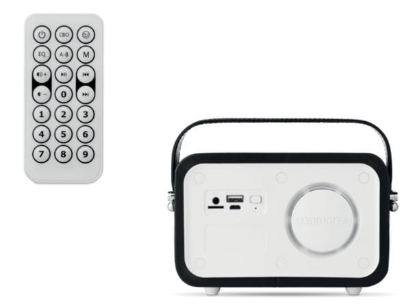 Haut-Parleur Bluetooth  5 W et Radio - visuel 2