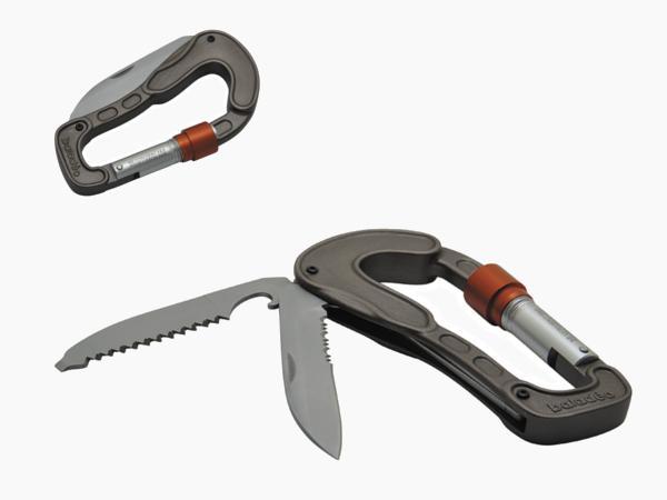 Mousqueton Multifonctions en Aluminium
