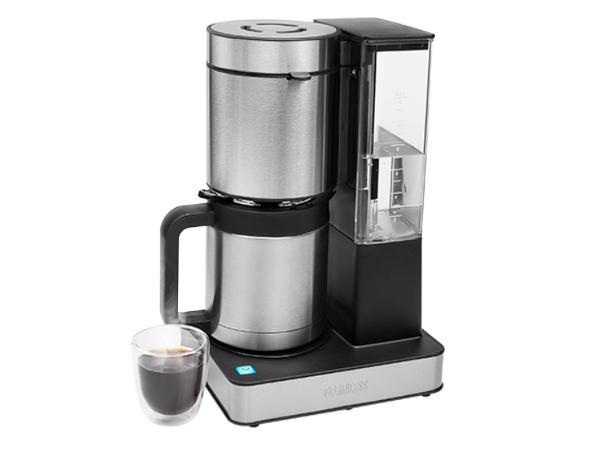 Cafetière Isotherme Verseuse en Inox 12 Tasses de 1000 Watts