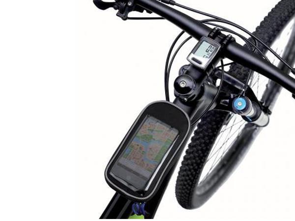Support Smartphone  pour Cadre de Vélo - visuel 1