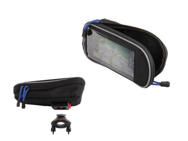 Support Smartphone  pour Cadre de Vélo - visuel 2