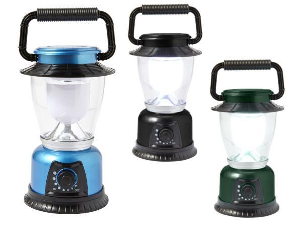 Lampe de Camping munie d'une LED - visuel 1