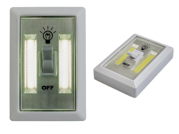 Liseuse à Poser ou à Fixer munie de LEDS