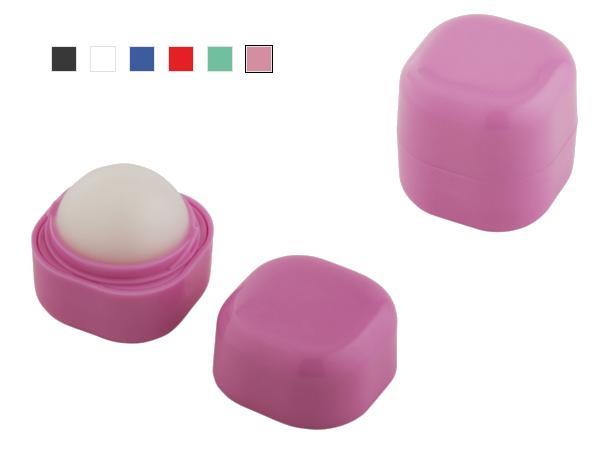 Baume à Lèvres à la Vanille en forme de Cube