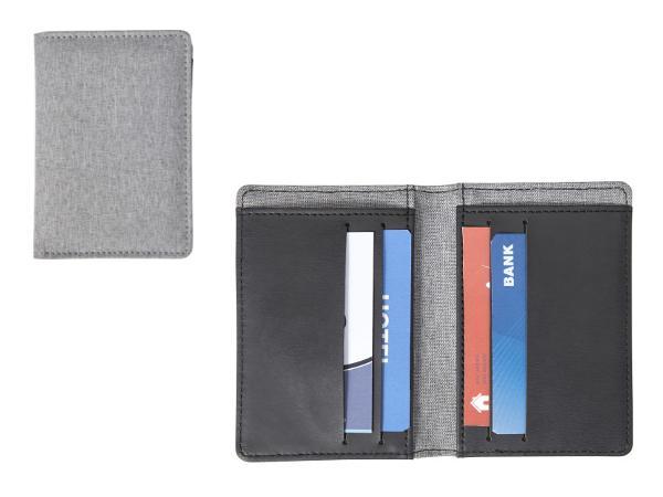 Porte-Cartes de Crédit Anti RFID en Polyester