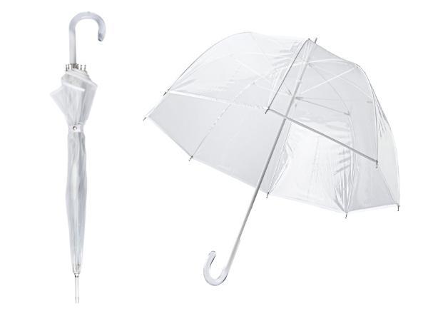 Parapluie Transparent en PVC