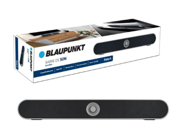Barre de Son Blaupunkt de Puissance 16 W / Radio FM / Bluetooth