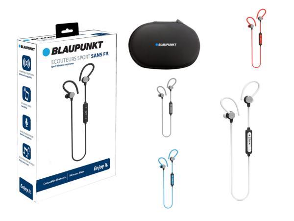 Ecouteurs Blaupunkt sans Fil Compatible Bluetooth