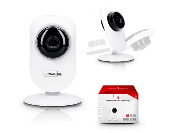Caméra de Surveillance Domestique