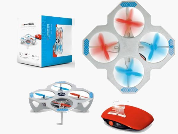 Mini Drone Télécommandé par les Mouvements de la Main