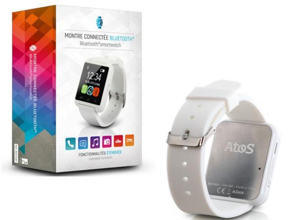 Montre Connectée Compatible Android, IOS et  - visuel 3