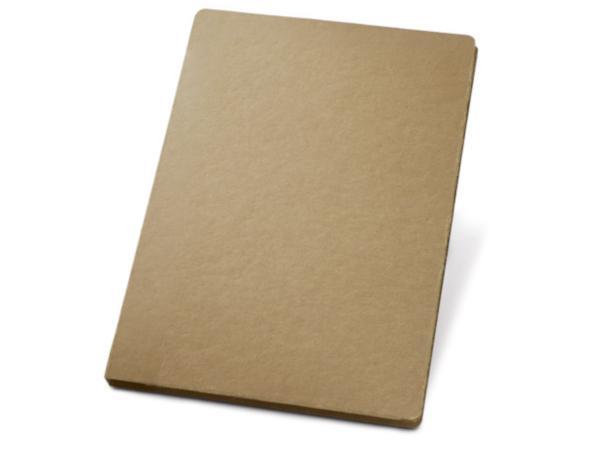Conférencier en Carton Recyclé de 20 Feuilles A5 Non-Lignées - visuel 2