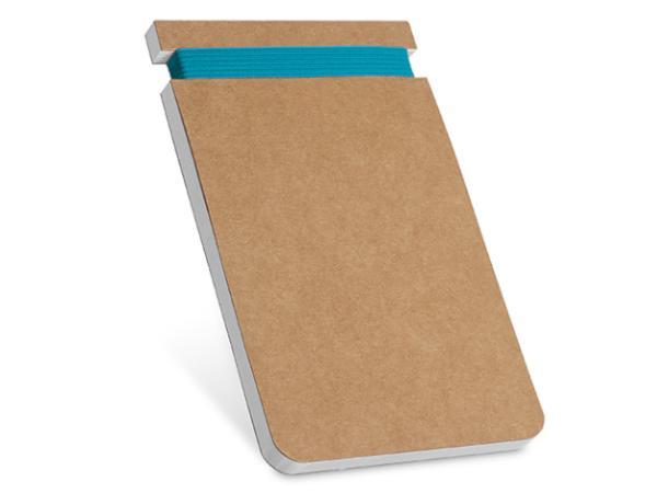 Bloc-Notes de 60 Feuilles non Lignées en Papier Recyclé - visuel 2