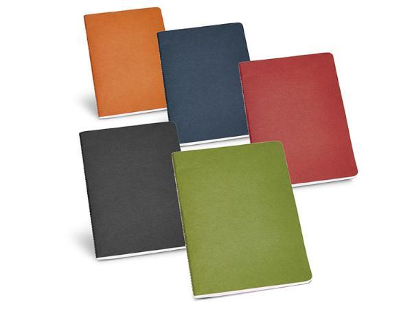 Bloc-Notes de 40 Feuilles Lignées en Papier Recyclé
