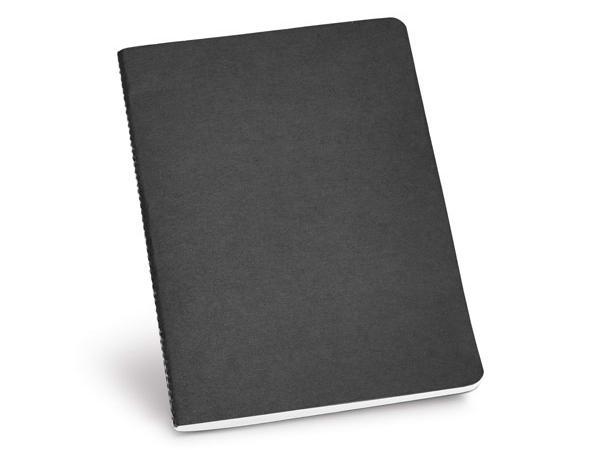 Bloc-Notes de 40 Feuilles Lignées en Papier Recyclé - visuel 2