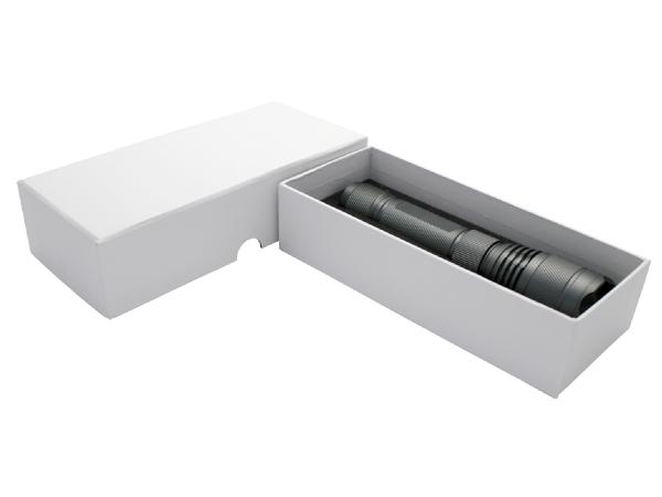Lampe Torche Rechargeable avec Manche en Aluminium - visuel 3
