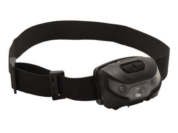 Lampe Frontale 120 Mètres avec Capteur de Mouvements - visuel 1