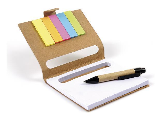 Bloc-Notes en Carton Recyclé - visuel 2
