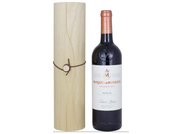 Boîte à Vin Fabriquée en Bois - visuel 2