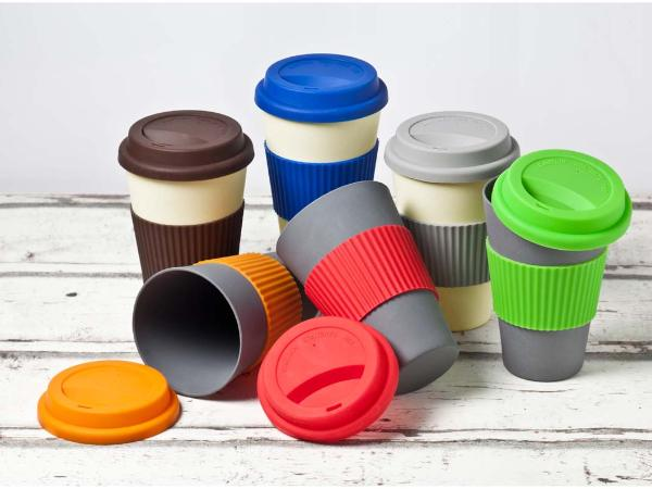 Gobelet de Voyage en Matériaux Recyclables - visuel 2