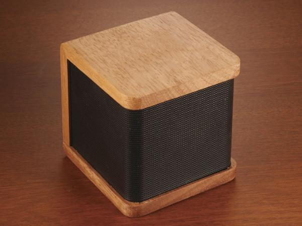 Haut-Parleur Bluetooth 3 Watts en Bois