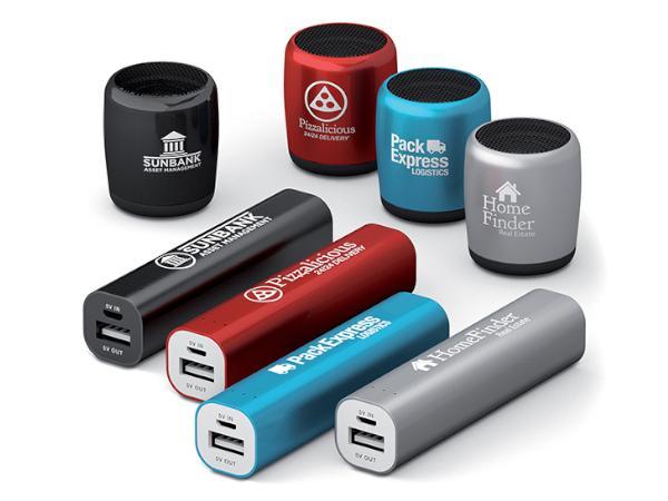 Coffret Mobilité Batterie et Enceinte Assorties - visuel 2
