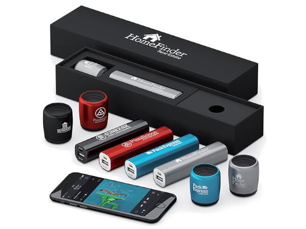 Coffret Mobilité Batterie et Enceinte Assorties - visuel 3