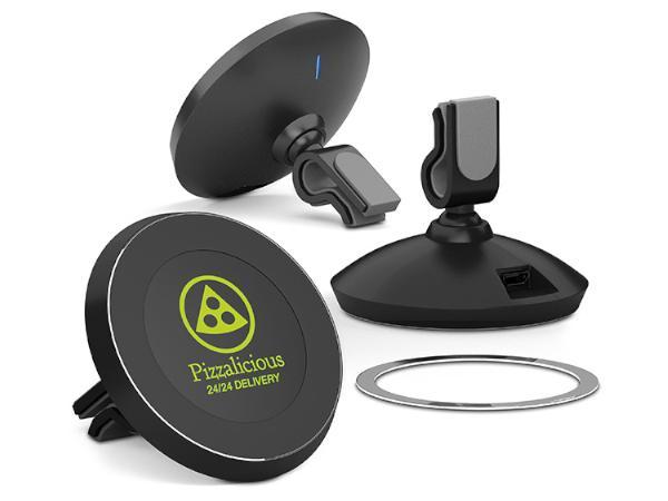Support de Téléphone en Voiture et Chargeur Induction