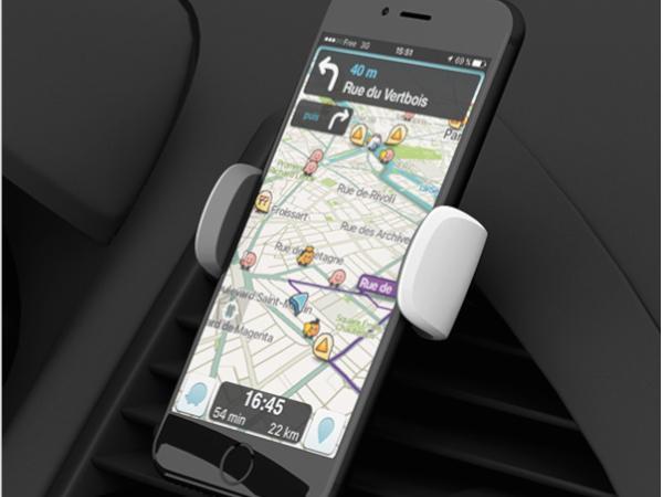 Pince Support Universel pour Téléphone en Voiture - visuel 2