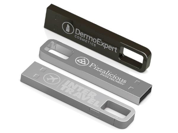 Clé USB au Design Minimaliste