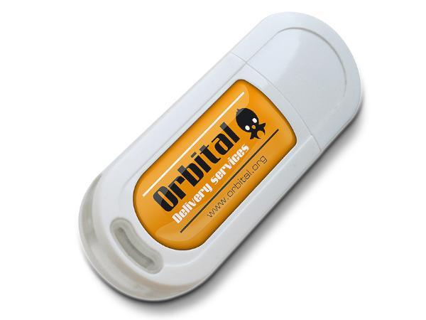 Clé USB 100% Plastique Recyclés