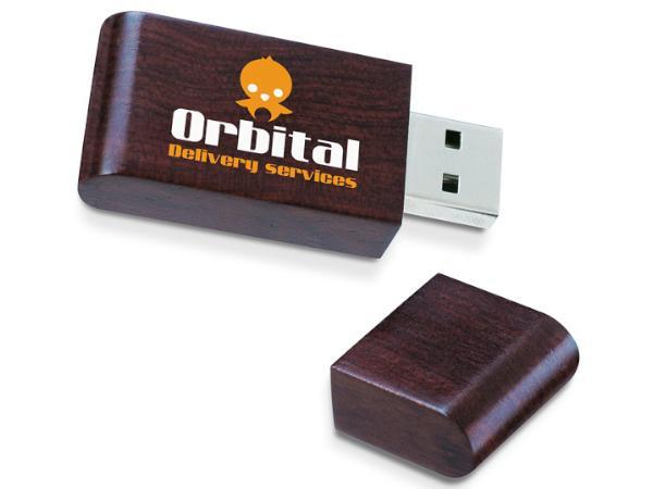Clé USB en Divers matériaux Recyclés ou Biodégradables - visuel 2
