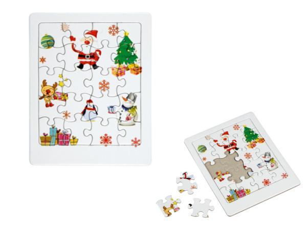 Puzzle de Noël
