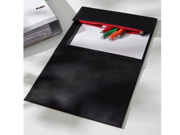 Porte Documents avec Bloc et Trousse