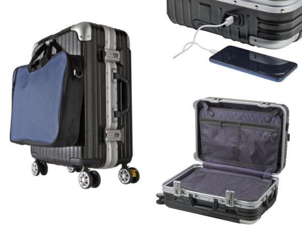 Valise à Coque Rigide avec Verrou TSA - visuel 2