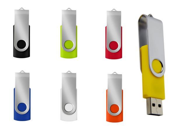 Clé USB Twist 16 ou 32 Go