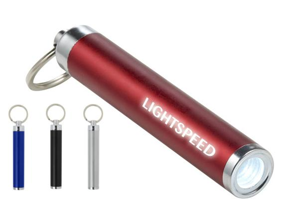 Porte-Clés Torche Muni d'une LED