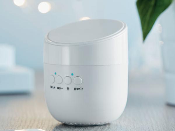 Combi Chargeur sans Fil et Haut Parleur Bluetooth  3 W - visuel 1