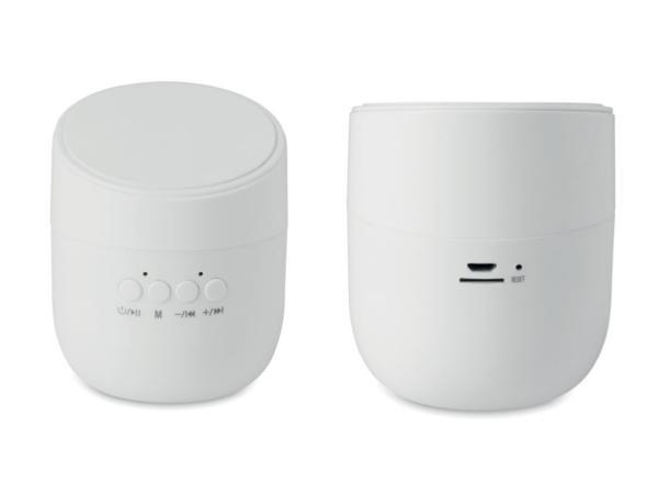 Combi Chargeur sans Fil et Haut Parleur Bluetooth  3 W - visuel 2