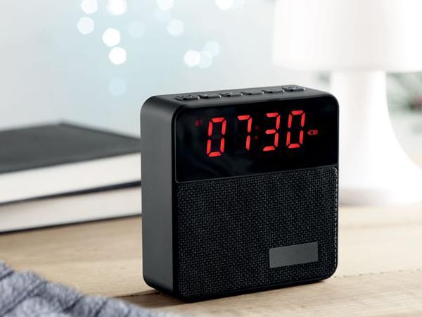 Enceinte Bluetooth 3W et Réveil