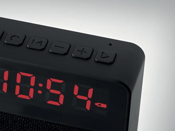 Enceinte Bluetooth 3W et Réveil  - visuel 2