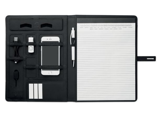 Conférencier A4 avec Powerbank 4000 mAh - visuel 2