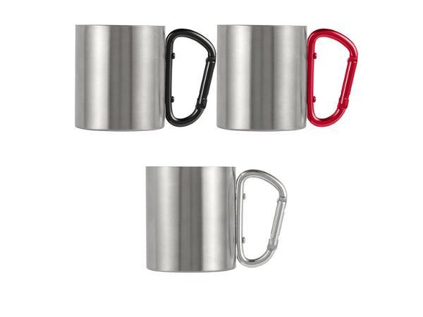 Mug Double Paroi avec Mousqueton - visuel 2