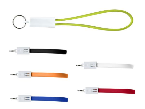 Câble de Charge USB-C, micro USB et USB Lightning de 22 cm - visuel 2