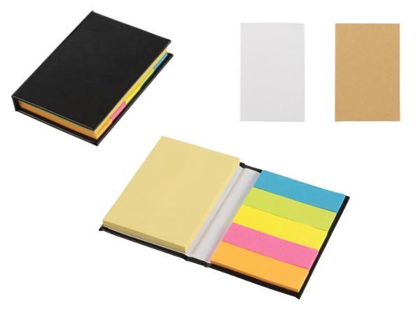 Etui Cartonné contenant des Papiers Repositionnables