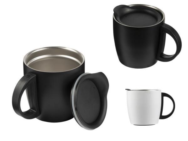Mug Etanche Double Paroi de 0.35 L