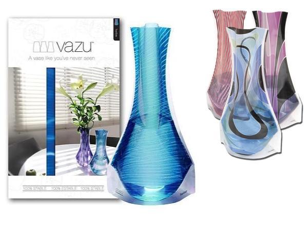 Vase Enveloppe en Plastique à Emballage Plat