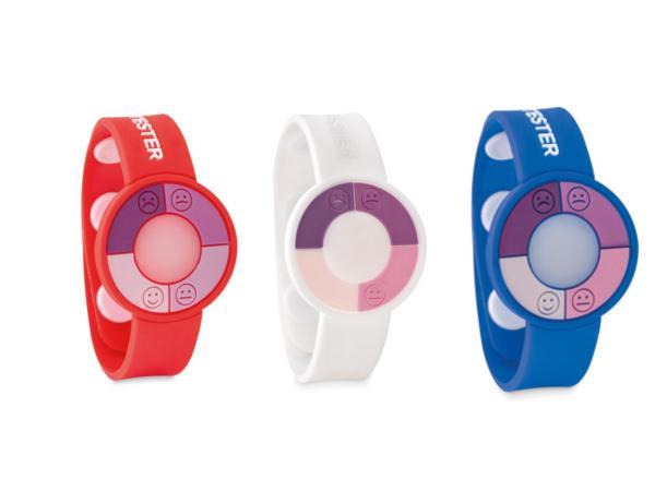 Bracelet de Détection UV
